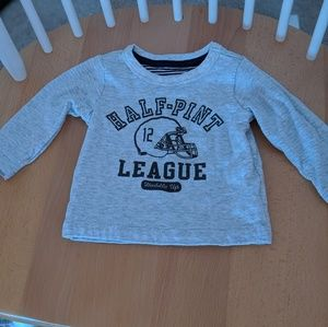 NWOT infant Long Sleeve Tee